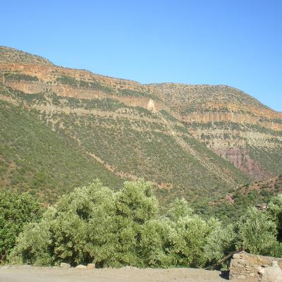 Agadir, Western High Atlas
